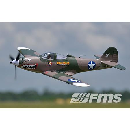 980mm P-39 Hells Bells PNP