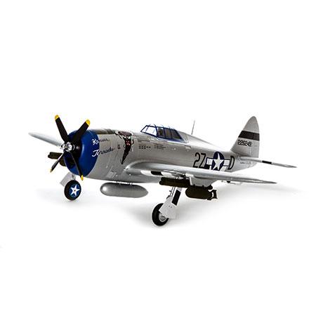 P-47 1.2m BNF Basic