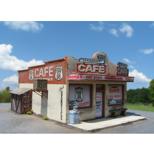 N Route 66 Series: DESERT CAFE