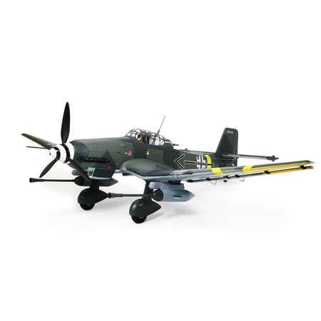 Stuka JU 87-G2, PNP, 1400mm