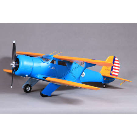 Staggerwing Blue PNP 1100mm
