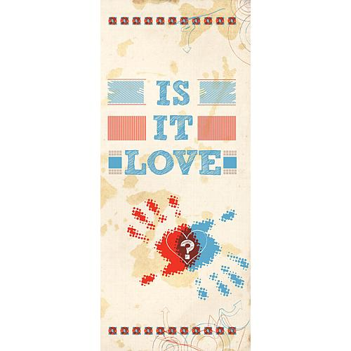 Is It Love? Brochures Qty. of 100