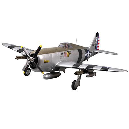 P-47 Razorback 1500mm PNP Bonnie