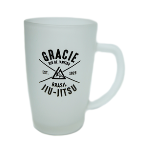 Gracie Frosted 12oz. Mug