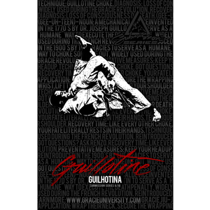 """Guillotine: Submission Series 6/10 Poster (11x17"""")"""