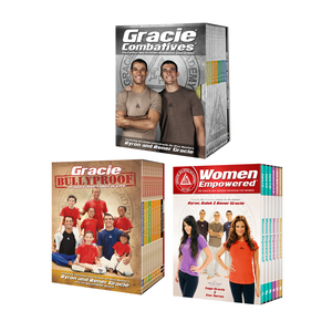 Gracie Family Platinum Collection