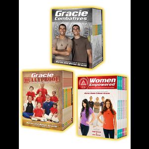 Gracie Elite Platinum Collection