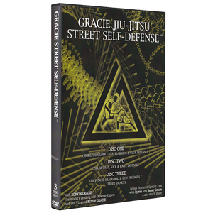 Gracie Jiu-Jitsu Street Self-Defense