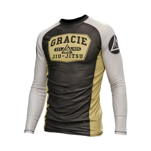 Long Sleeve Gracie Rashguard (Men)