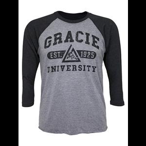 Gracie University Raglan