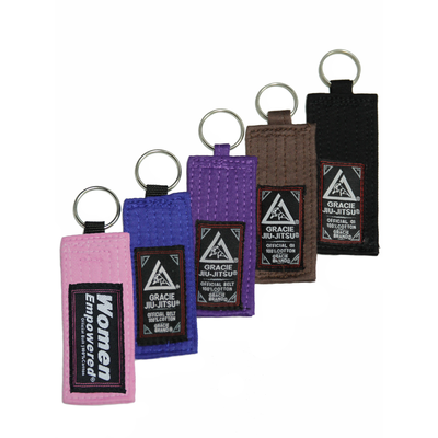 Gracie Belt Key Protectors