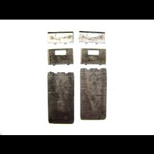 N 16' Metal Flatbed Kit (2 per pack)