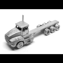 N KW (T600) Tri-Axle Tractor Builder's Pack