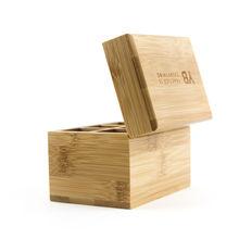 Essential Oils Wooden Box