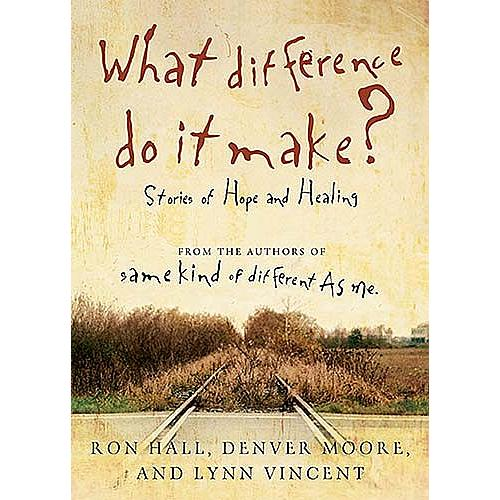 What Difference Do It Make? Stories of Hope and Healing