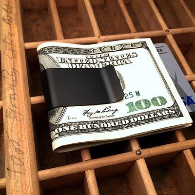 Black Diamond Titanium Money Clip