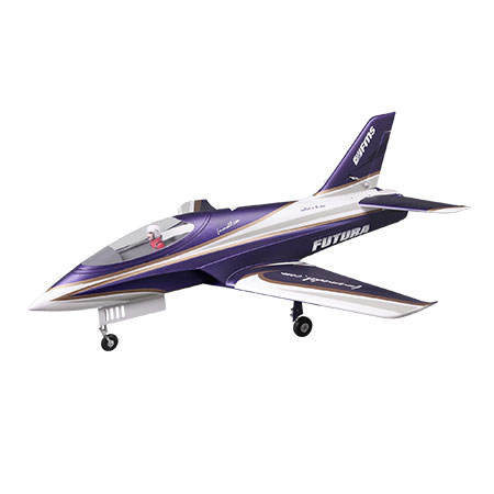 Futura Jet PNP 1060mm Purple