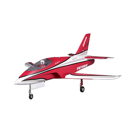 Futura Jet PNP 1060mm, Red
