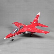 Yak 130 70mm Jet PNP Red