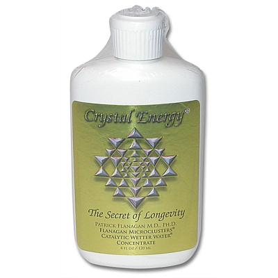 Phi Sciences Crystal Energy 4 oz.