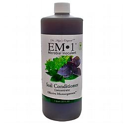 Dr. Higa's Original EM-1 Probiotic Microbial Inoculant (SIZE VARIATION)