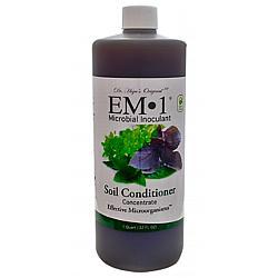 Dr. Higa's Original EM-1 Probiotic Microbial Inoculant, 32 oz.