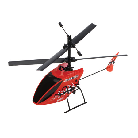 Blade Scout CX RTF 3-Ch Heli - Scratch and Dent