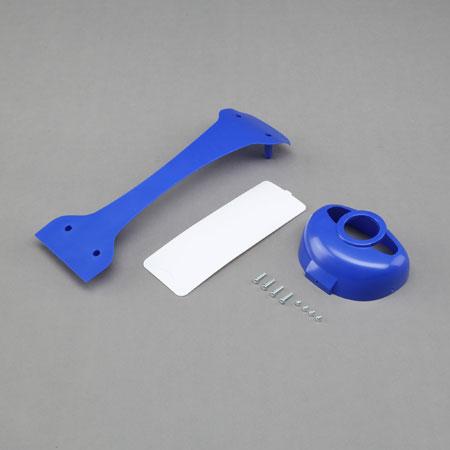Valiant 1.3 Plastic part set (cowl,door,joiner)