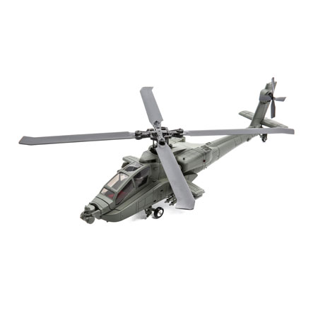 Blade Micro AH-64 Apache RTF - Scratch and Dent