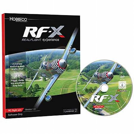 RF-X Software Only - Scratch and Dent