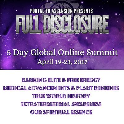 Event: Full Disclosure Online Summit 4-19 to 23 2017