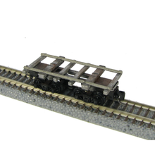 Nn3 Scale Log Car Frame with Rails