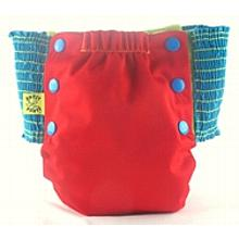 Red Antsy Pants in size 7 for big kids