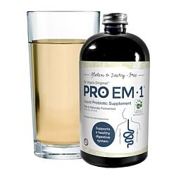 Dr. Higa's Original Pro EM-1 Probiotic, 16 oz.