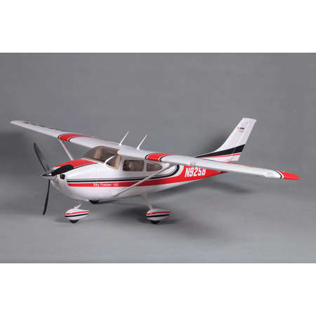 Sky Trainer 182 1400mm PNP, Red