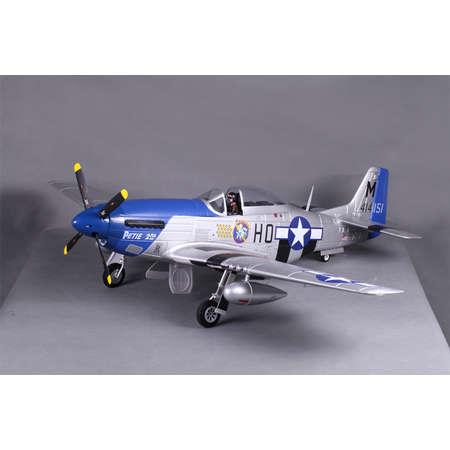 P-51D, Petie 2nd V8, PNP, 1450mm