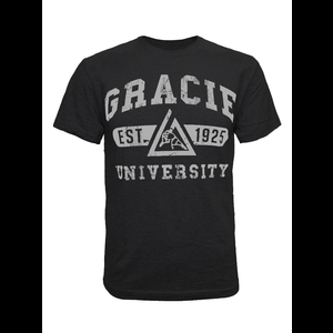 Gracie University Black