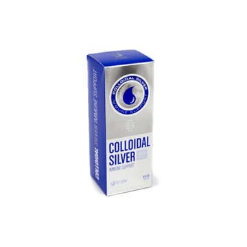 JVOOV™ Colloidal Silver | 4 fl. oz. 40 ppm