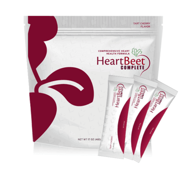 1 Pack of HeartBeet Complete | 30 Servings