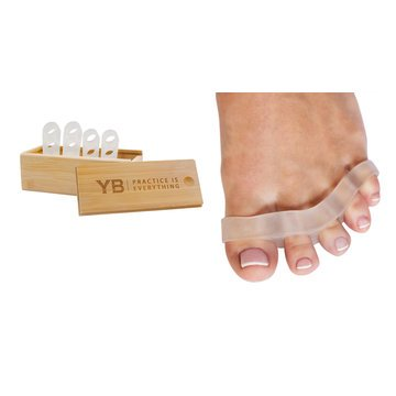 Awesome Toes!® Toe Spreaders (2-pair) & Wooden Box