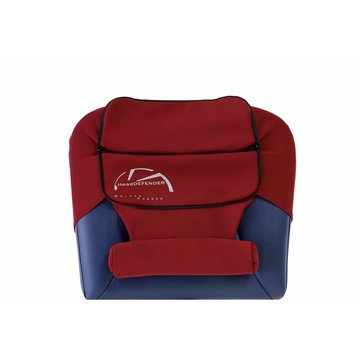 Head Defender Deluxe Padded - Cardinal Red (SOLD OUT)