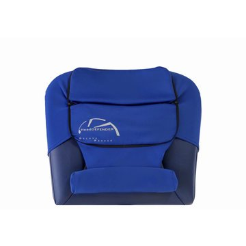 Head Defender Deluxe Padded- Royal Blue (Approx Delivery: 5/21/18)