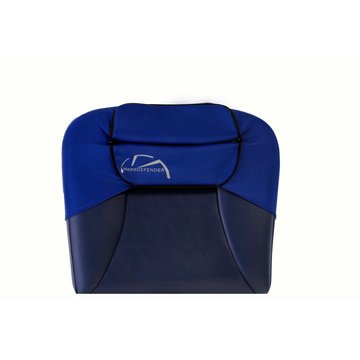 Head Defender Standard Size w/ Window - Royal Blue