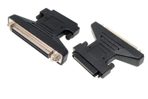 SM-044-R SCSI ADAPTER VHDCI MALE TO HD68 FEMALE
