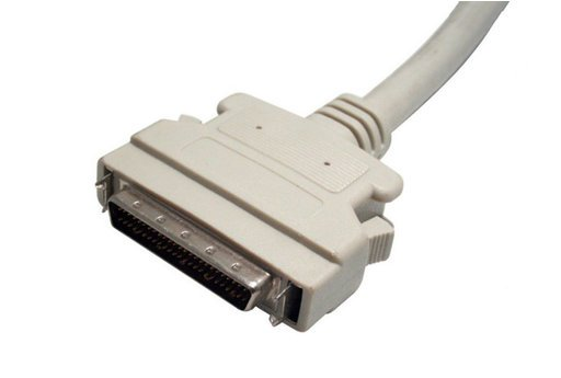 CONNECTOR 2: HIGH DENSITY 50 MALE