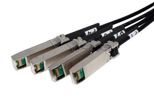 QSFP28 - SFP28 x 4, Fanout cable, 100G, Cisco