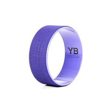 Yoga Wonder Wheel (15 in)   Dusk Purple