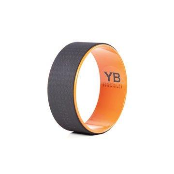 Yoga Wonder Wheel (15 in)   Orange/Black