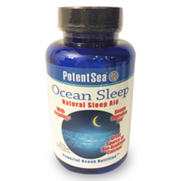 Ocean Sleep (90 caps)one bottle SRP $22.99