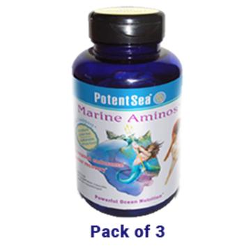 3 Pack of Marine Aminos - Save 5%